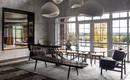 Уютный и просторный родной дом от украинского дизайнера Сергея Махно