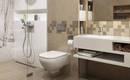 Маленькая ванная с душевой кабиной или ванной – решение проблемы