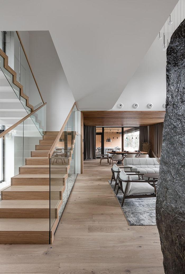 Дом Villa M от украинской студии Martin's architects