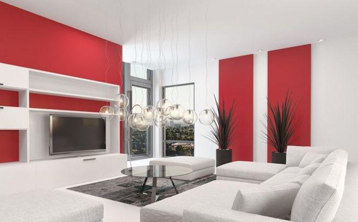 Спальня в двух цветах