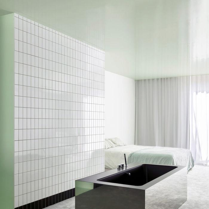 Квартира A, Бельгия, от Atelier Dialect