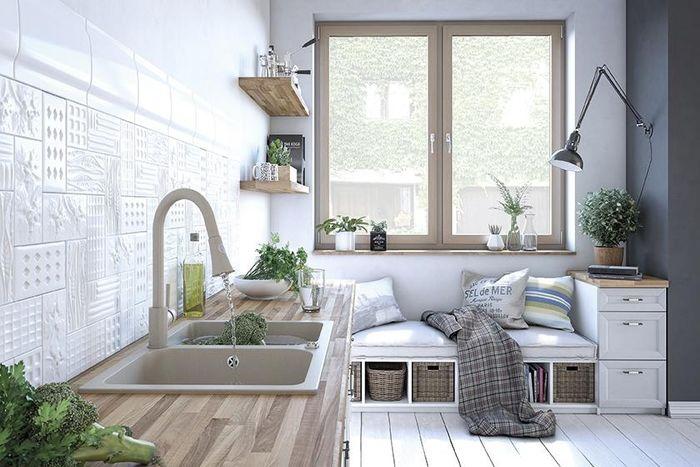 Сиденье на кухне