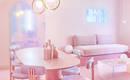 Розовая квартира для сдачи в аренду в самом центре Мадрида