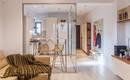 Кухня в гостиной: прозрачность и плавность в обустройстве жилой зоны