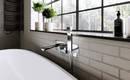 Скрытый дизайн в ванной – комфортно и оригинально