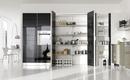 Раздвижные и складывающиеся системы на кухне – что выбрать?