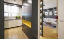 Польская квартиры – кухни в гостиной. Идея общего пространства
