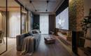Стильная квартира на Воздвиженке в Киеве для ценителей кино от Novoselskiy design studio