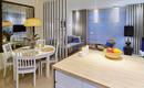 Двухкомнатная квартира для семьи 2 + 2