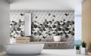 Выбираем модную плитку для ванных комнат 2021