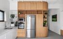 Интересные конструкции в тель-авивской квартире