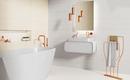 Как создать чистое и открытое пространство в ванной?