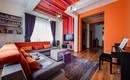 Красочный дом в городе Ровно