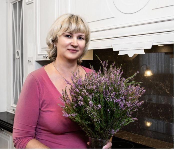 Надежда Самохина, дизайнер интерьера