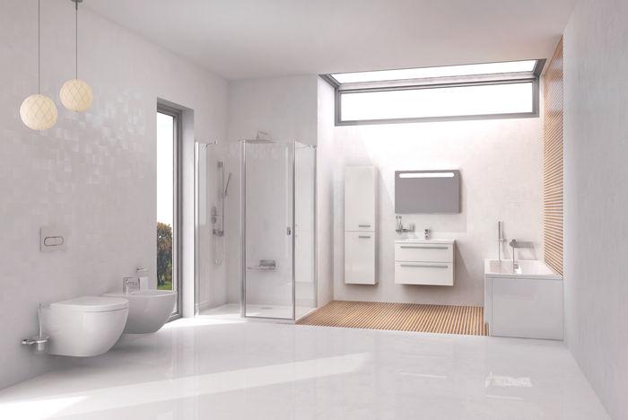 RAVAK: комплексное решение для ванных комнат