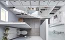 Организация ванной комнаты - дополнительные места для хранения вещей