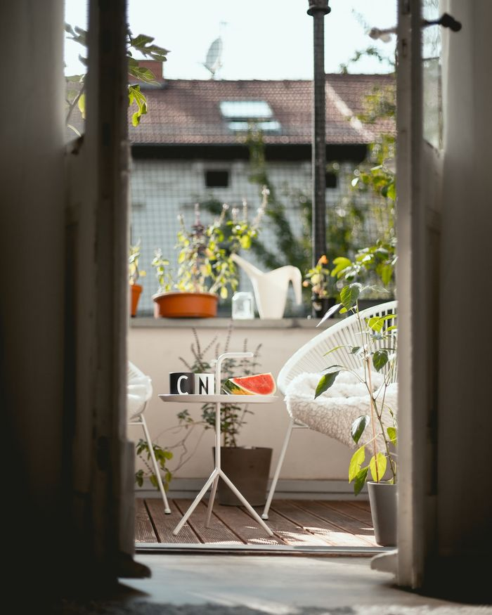 Обустраиваем балконы и террасы