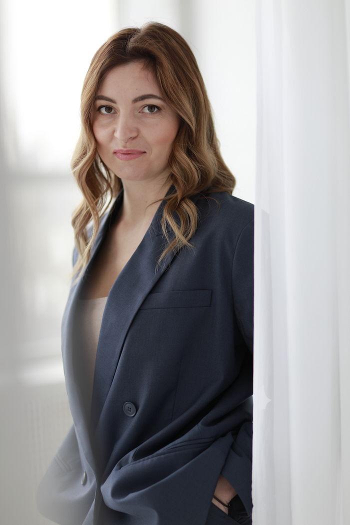 Елена Мошарова - основательница и дизайнер  MD studio