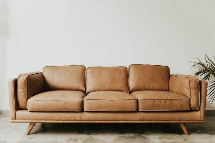 Мягкий диван - обязательный комфорт