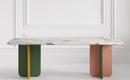 SUMINAGASHI – современные столы с эксклюзивной росписью в стиле древне-японской живописи.