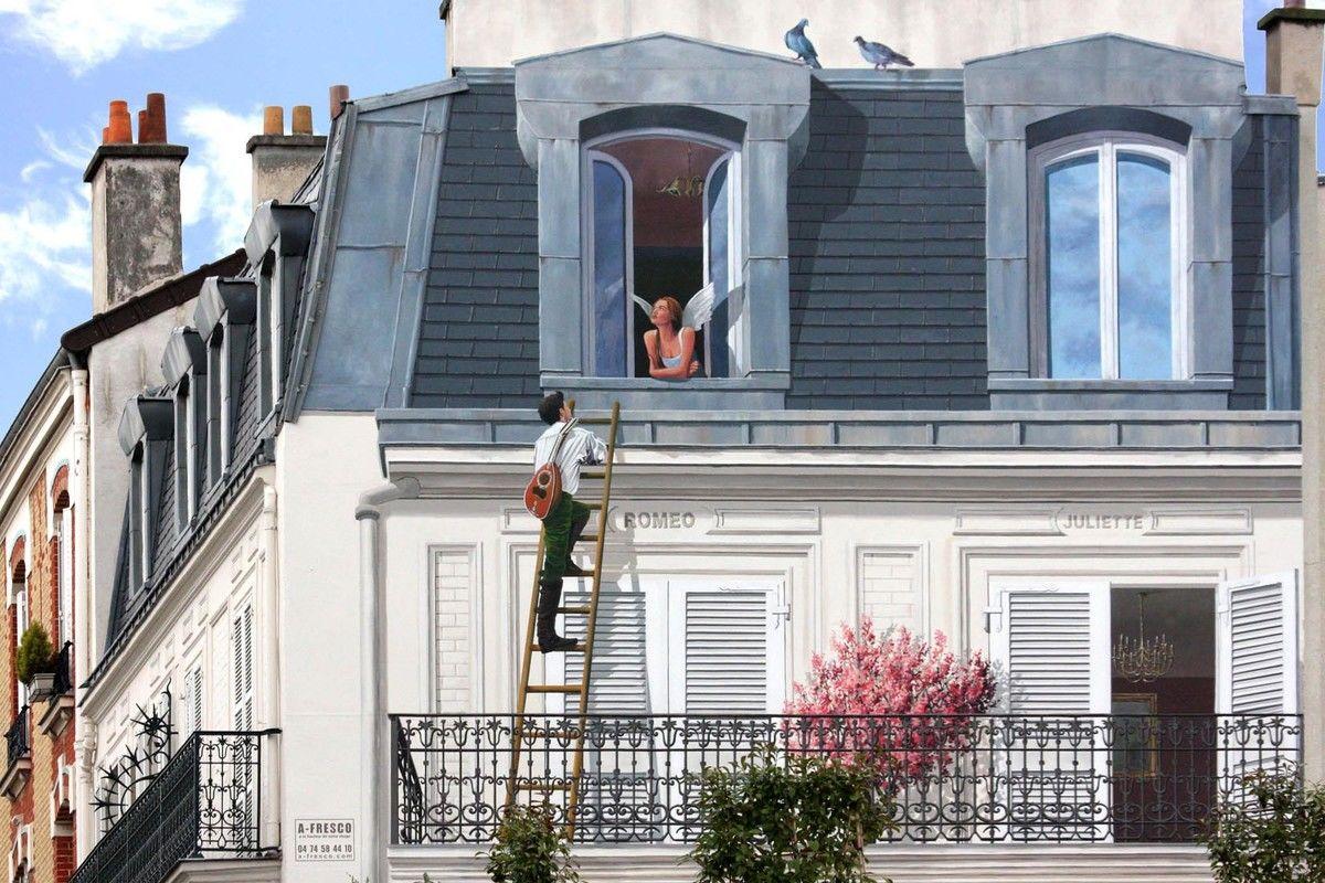 рисунки на домах фото приколы фото