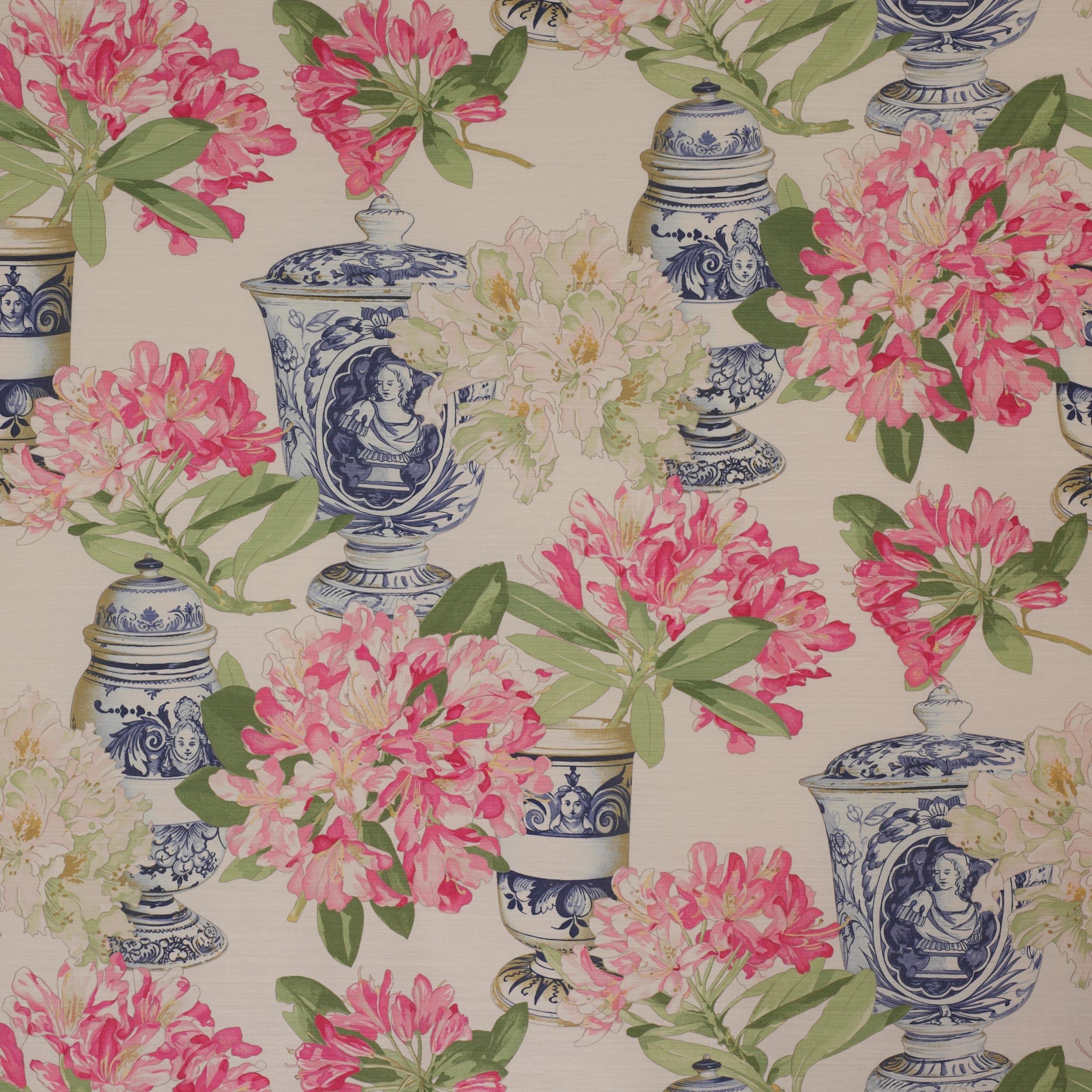 tissu-vase-fleurs-manuel-canovas-bragance-rose.