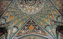 Затейливые потолки вековых мечетей