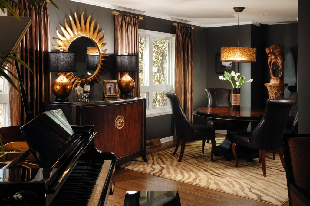 eclectic-sleek-style-black-rich-brown-and-gold-modern-gold-interiors-design-with-glittering-golden-shine-1024x682
