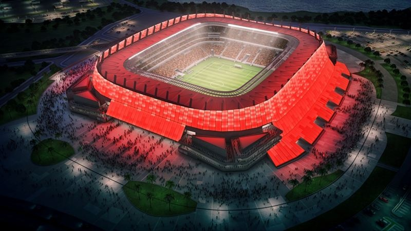 allianz-arena-munich-beautiful-red-lights