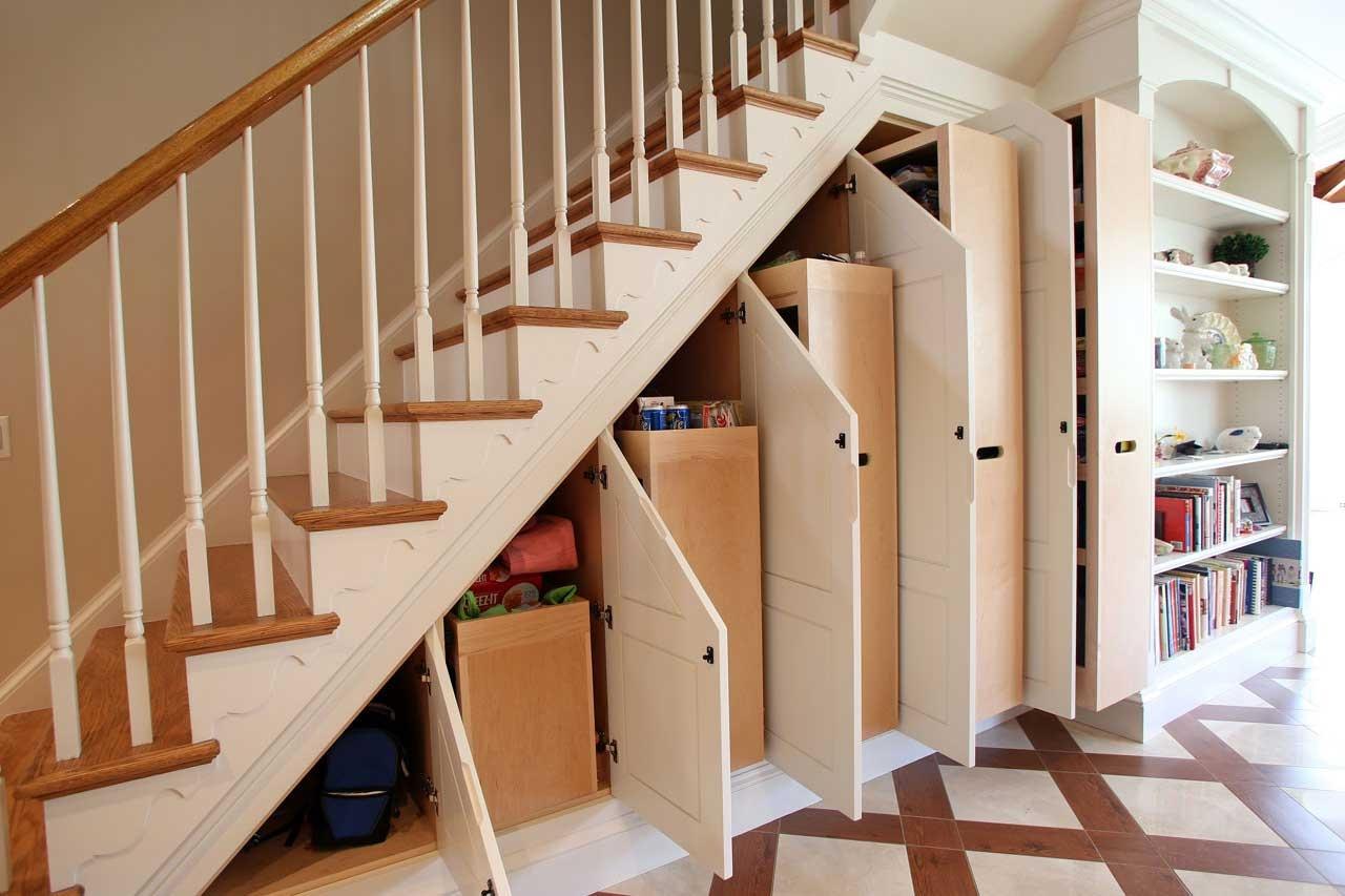custom-under-stair-storage-cabinets-open