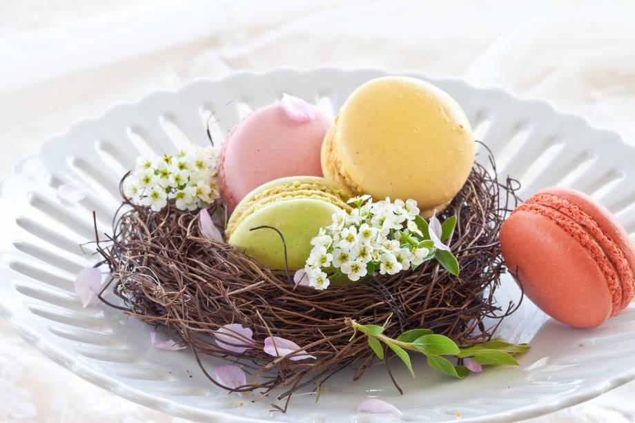 decorazione-nido-macarons-pasqua.