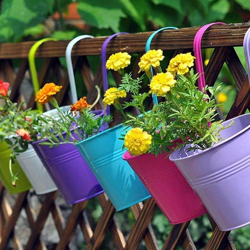 10pcs-metal-font-b-bucket-b-font-flower-hanging-font-b-pot-b-font-balcony-garden