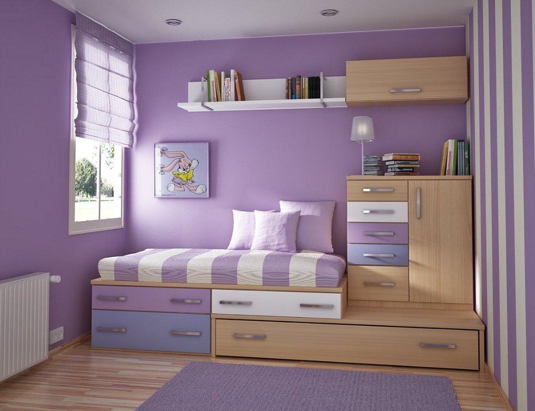 Фиолетовое изображение