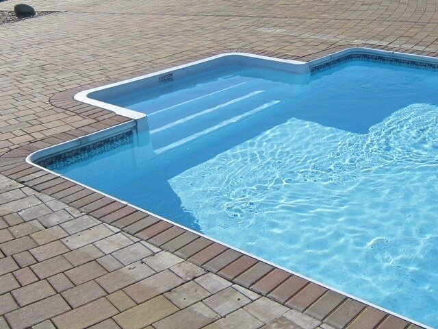 Красивый котлованный бассейн своими руками