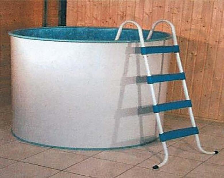 Фото мобильного бассейна