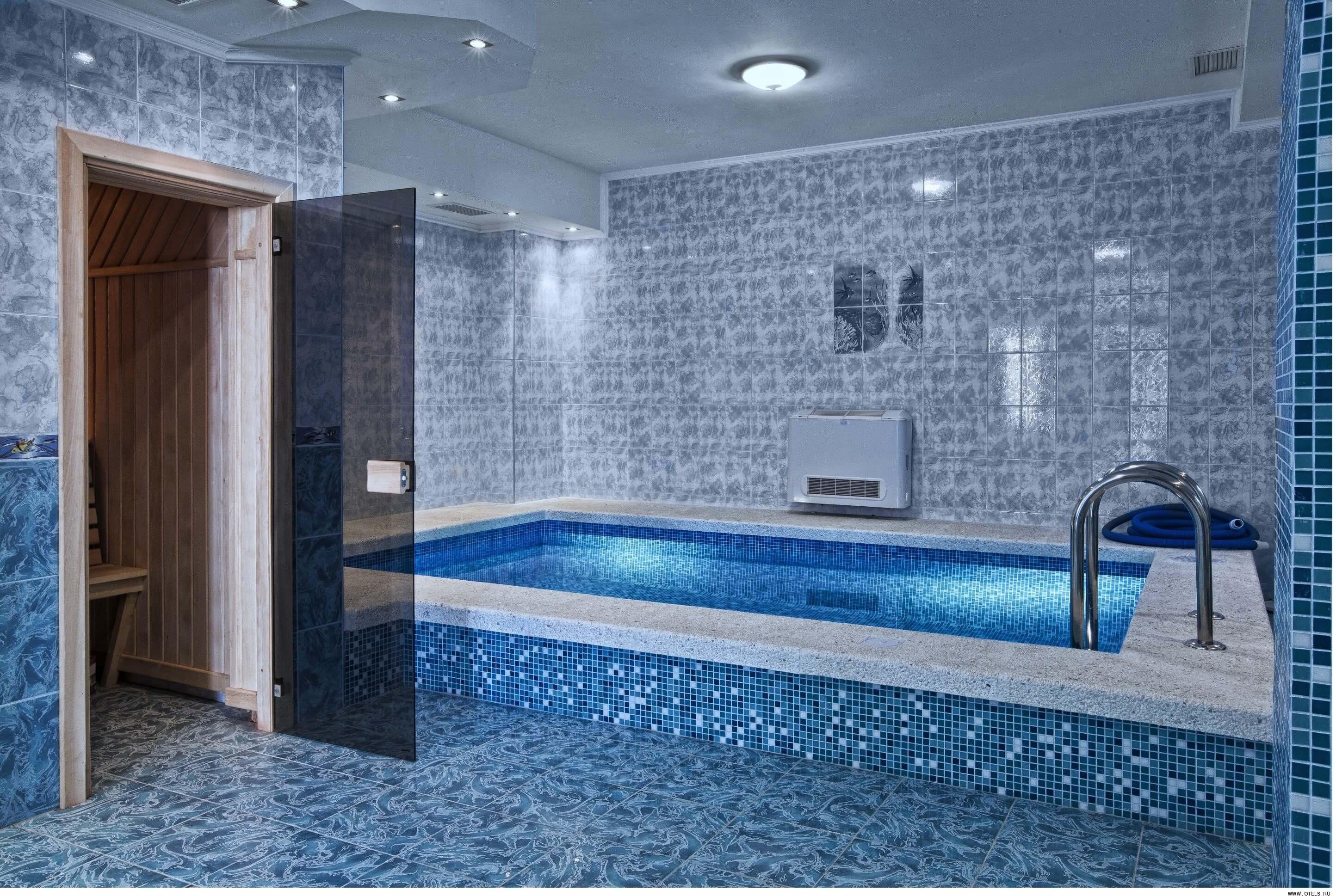 Красивая плитка для бассейна