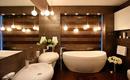 Это надо знать! Безопасность света и розеток в ванной комнате