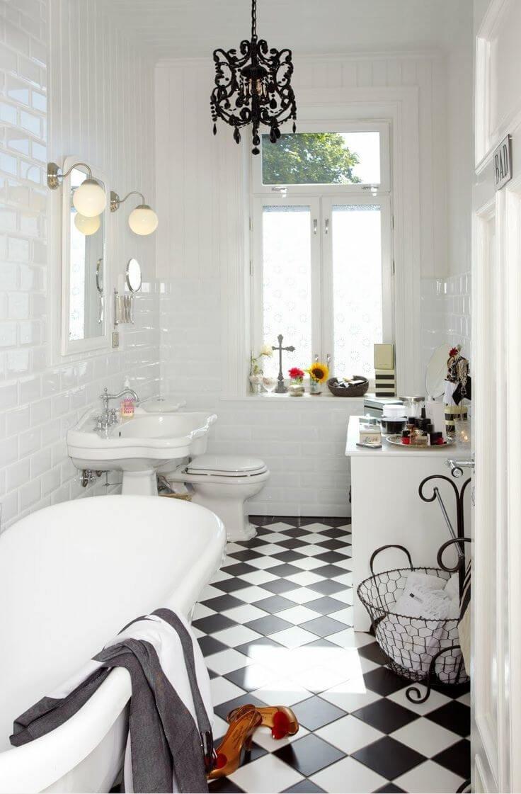 Безопасные источники освещения в ванной
