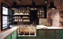 Кафе в центре Черновцов от украинских дизайнеров Войтова и Дощинского