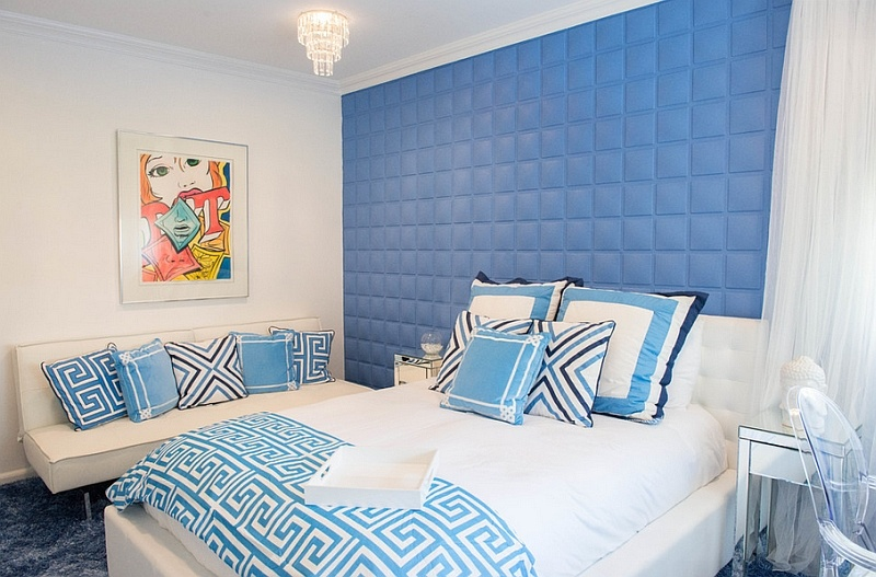 teen-girls-bedroom-with-a-grown-up-design-in-blue-and-white