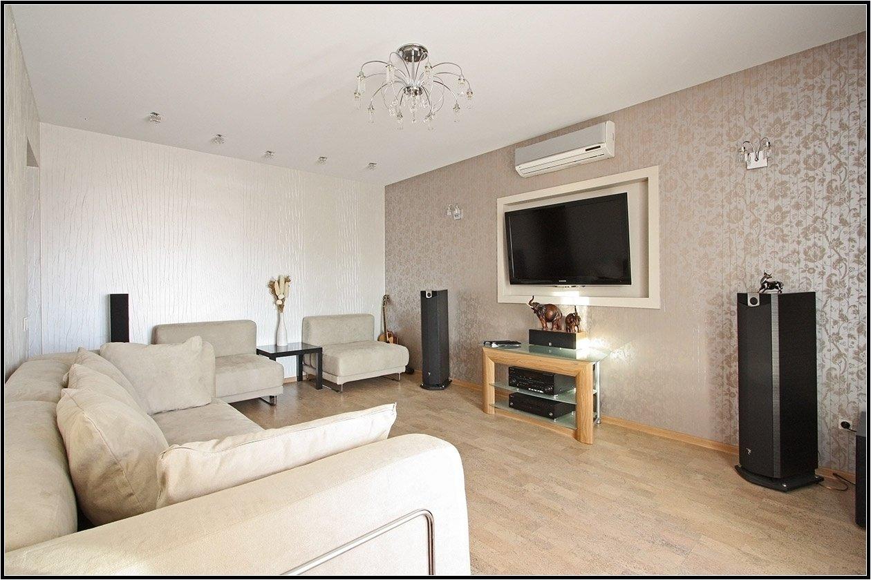 Мебель для зала, строго подобранная в одинаковом стиле