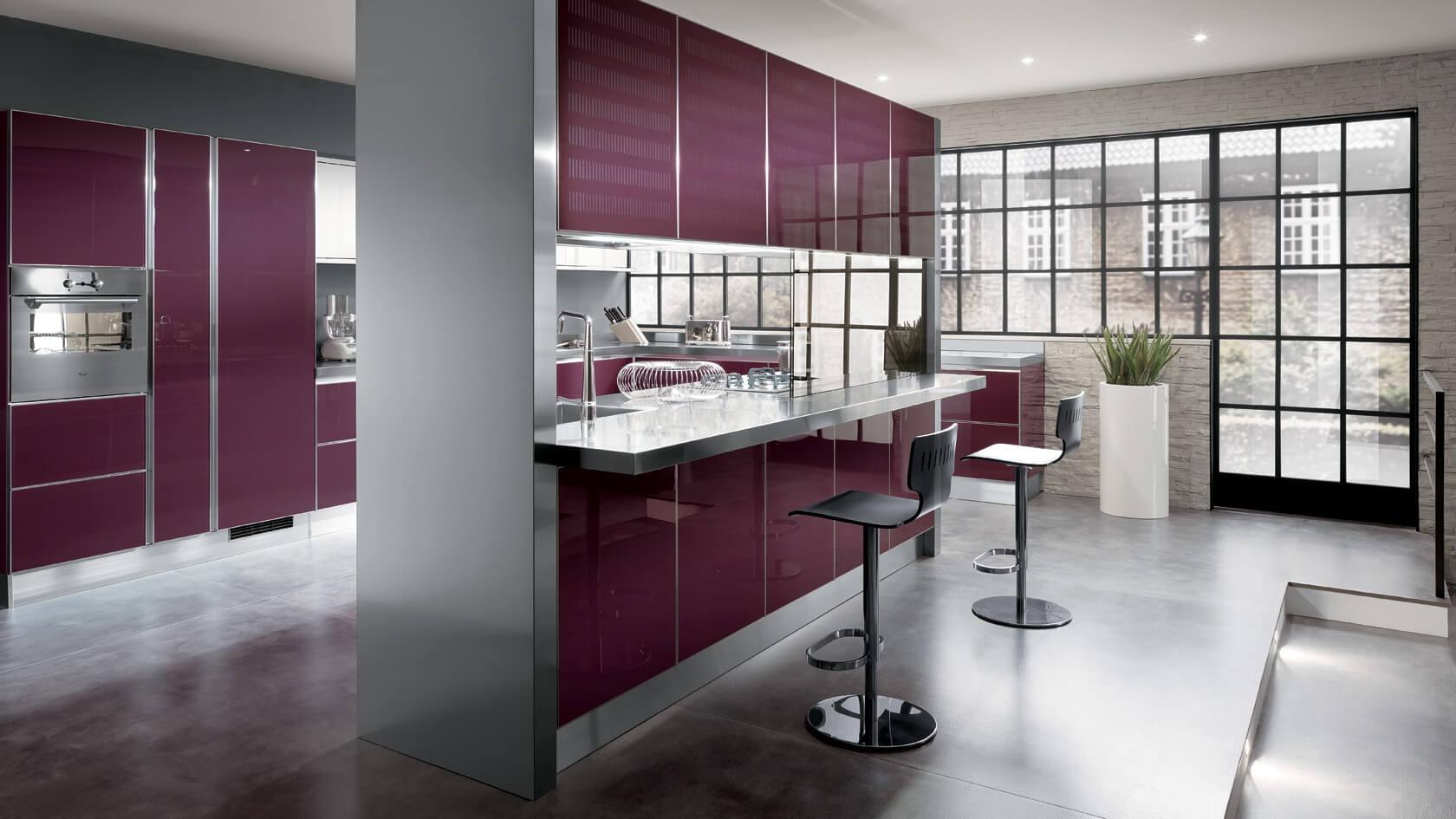 Фото выдвижной барной стойки на кухне