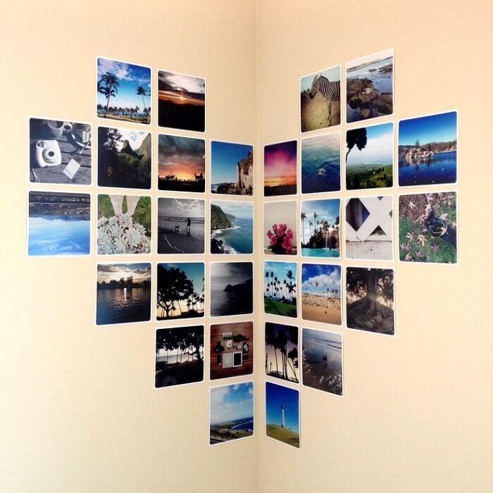 как сделать коллаж из фотографий для дизайна прогулочном варианте