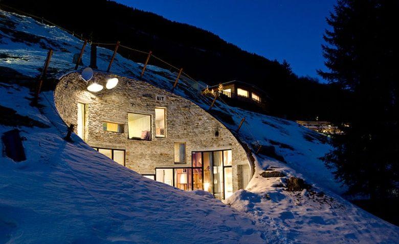 Дом в альпах недвижимость в испании побережье недорого