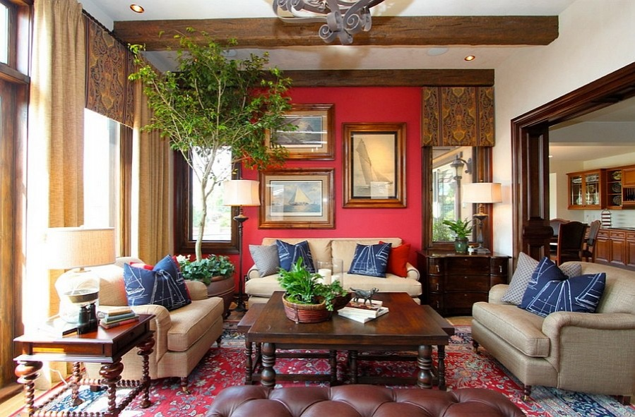 a-blend-of-red-and-blue-in-the-beautiful-living-room