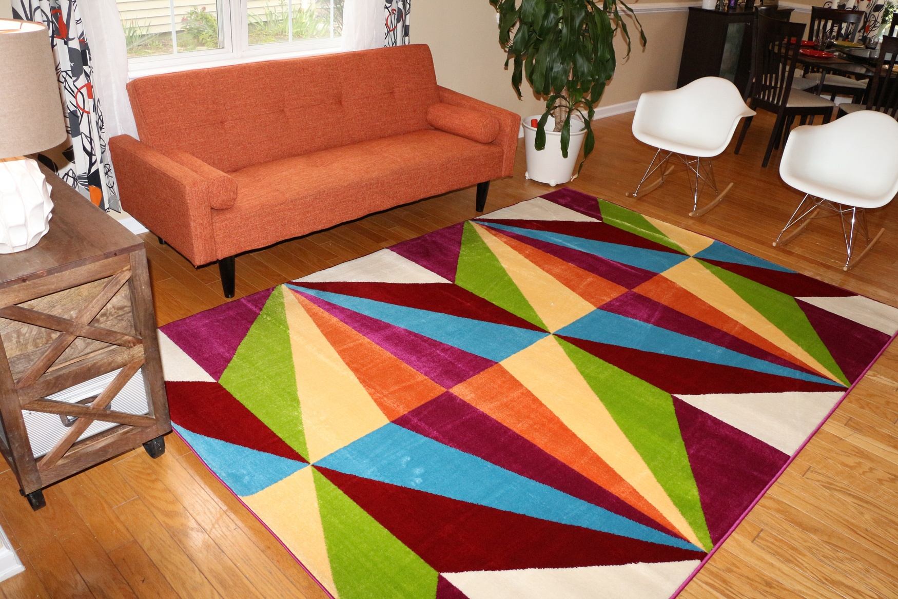 captivating-discount-area-rug-rugs-direct-with-colorful-design-and-sofa