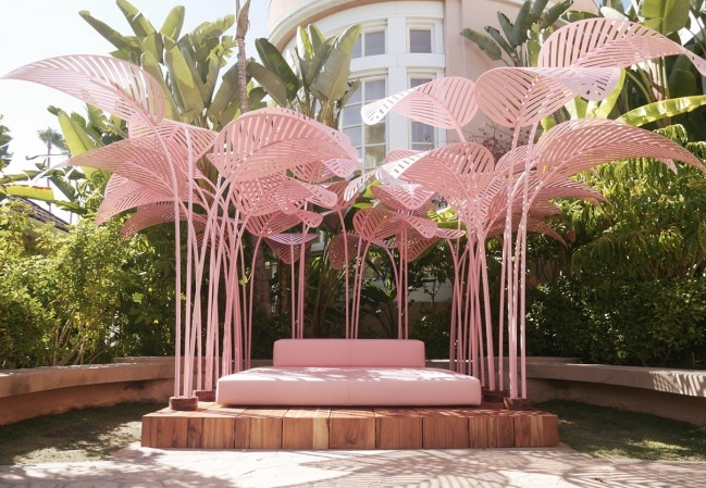 le-refuge-or-the-imaginary-world-of-marc-ange-the-beverly-hills-hotel-milan-design-week-2017