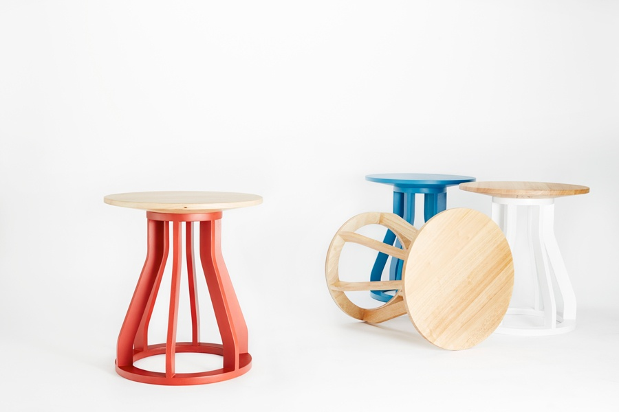 dessein-furniture_spool-stool_group_1