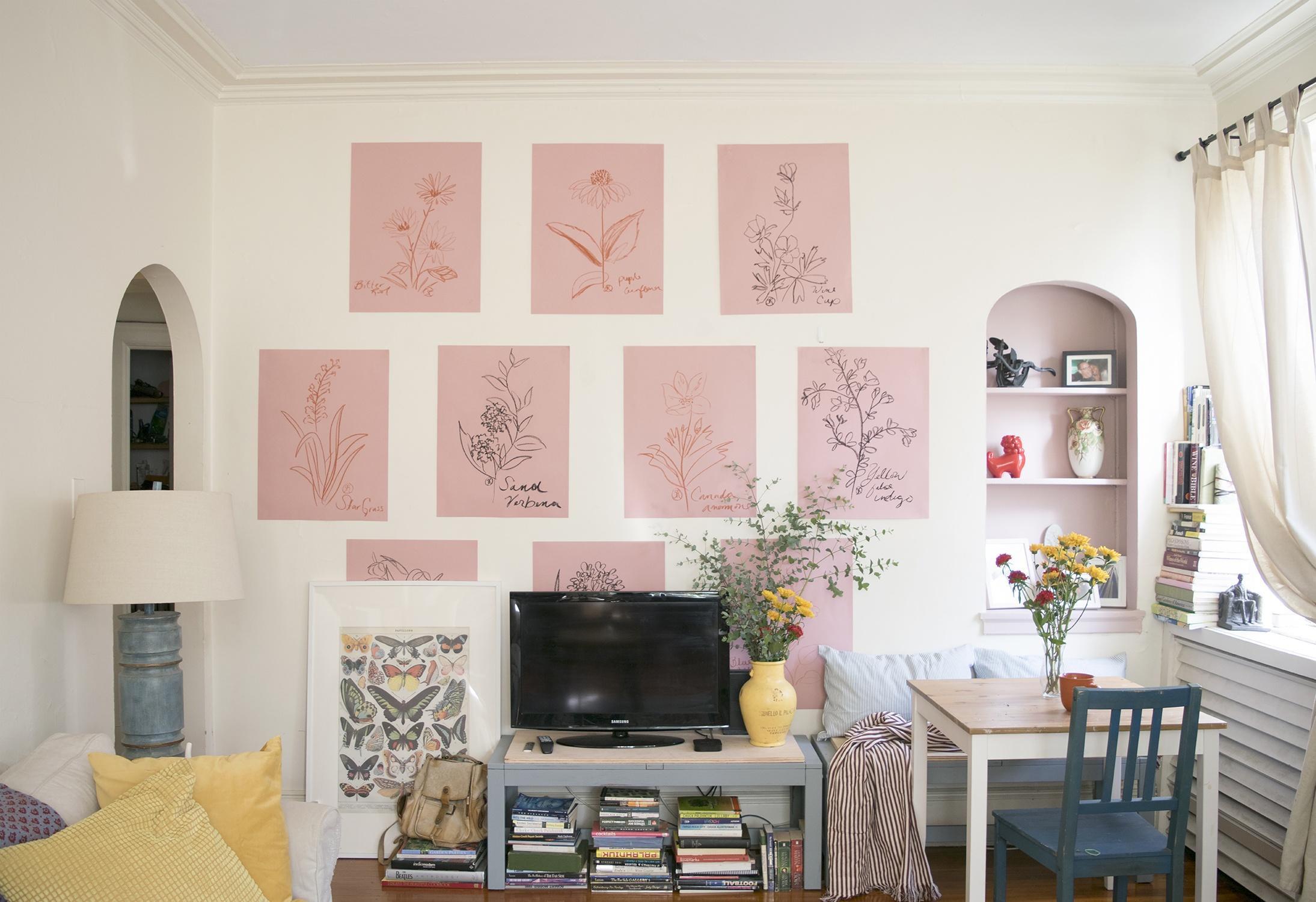 living-room-left-wall