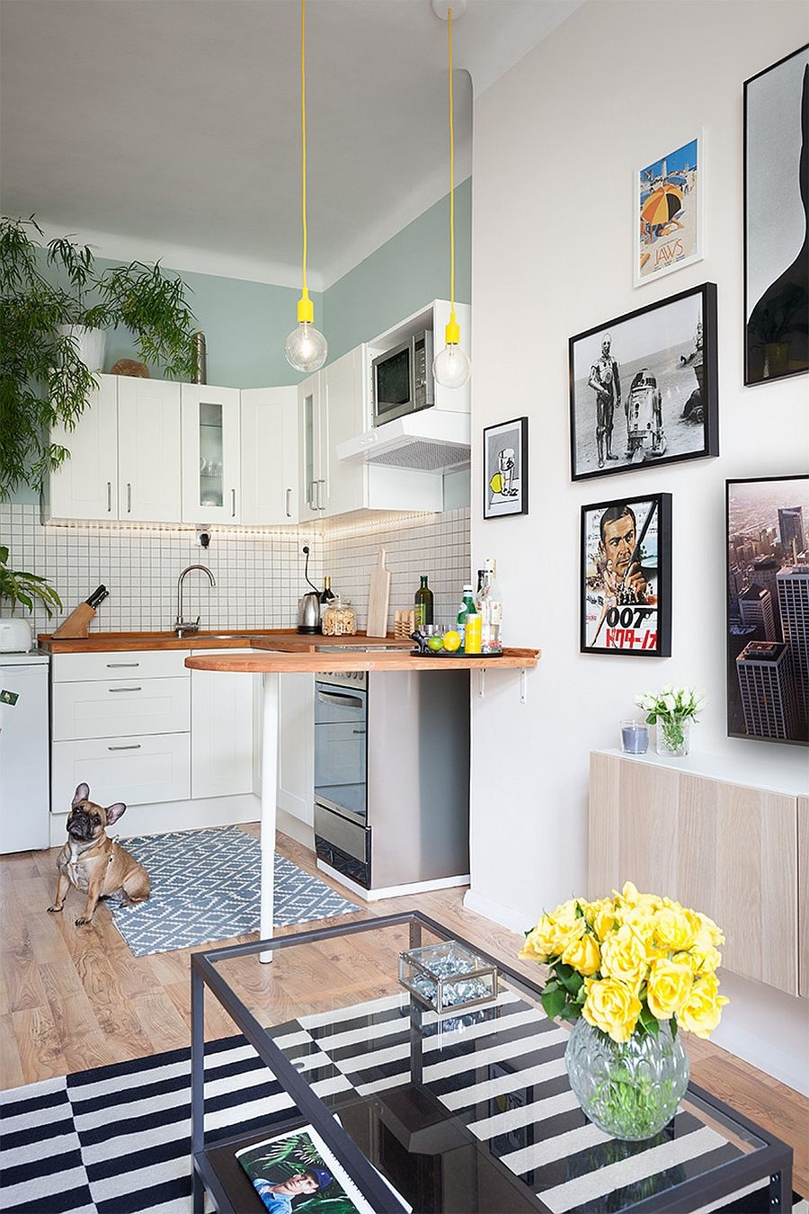 black-white-and-pops-of-bold-color-enliven-the-small-prague-apartment_01